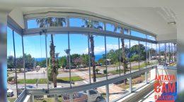 en iyi antalya cam balkon firması
